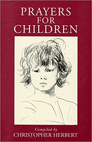 Book Cover-Prayers for Children