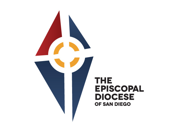 Logo for the Episcopal Diocese of San Diego